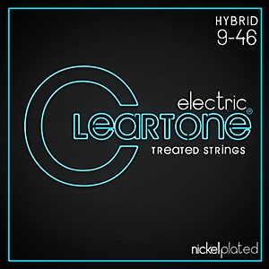 Cleartone-Nickel-Plated-Light-Hybrid-Electric-Guitar-Strings-Standard