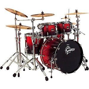 Gretsch-Drums-Renown-4-piece-Fusion-Shell-Pack-with-20--Bass-Drum--Fade-Finish-Standard