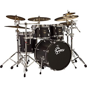Gretsch-Drums-Renown-4-piece-Fusion-Shell-Pack-with-20--Bass-Drum-Standard