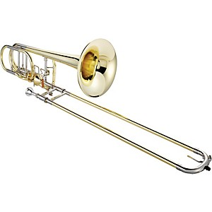 Jupiter-1240-XO-Professional-Series-Thayer-Bass-Trombone-Lacquer-Rose-Brass-Bell