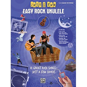Alfred-Just-for-Fun--Easy-Rock-Ukulele--Book--Standard