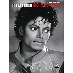 Alfred-The-Essential-Michael-Jackson--Music-Book--Standard