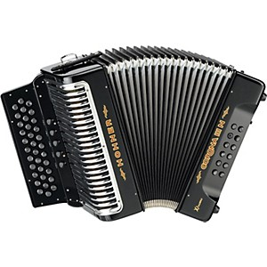 Hohner-Corona-IIIN-Xtreme-EAD-Accordion-Black