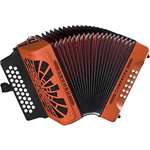 Hohner-Compadre-ADG-Accordion-Orange