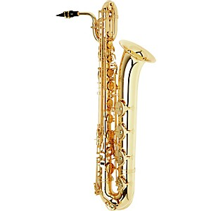 Allora-Paris-Series-Professional-Baritone-Saxophone-AABS-801---Lacquer
