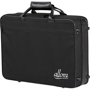 Allora-Double-Clarinet-Case-Black