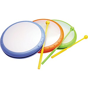 Hohner-Kids-Hand-Drum-with-Mallet-Assorted-Colors