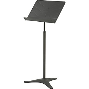 ProLine-PL49-Deluxe-Music-Stand-Black