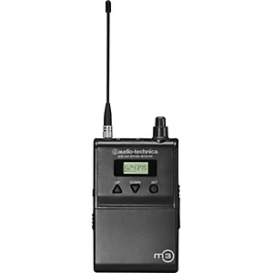 Audio-Technica-M3RM-Bodypack-Receiver-for-M3M-Standard