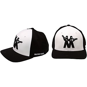 Music-Man-Logo-Flex-Fit-Hat-L-XL
