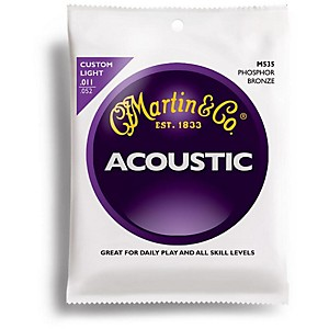 Martin-M535-Traditional-Phosphor-Bronze-Custom-Light-Acoustic-Guitar-Strings-Standard