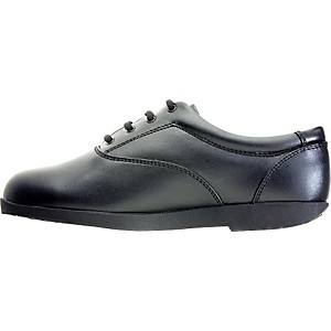 Director-s-Showcase-Showstopper-Black-Marching-Shoes-Size-5
