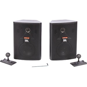 JBL-Control-23T-2-Way-3-1-2--Indoor-Outdoor-Speaker-Pair-Black