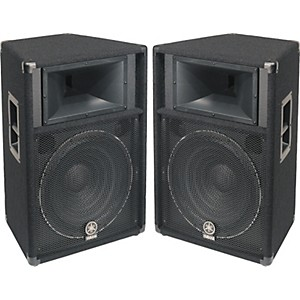 Yamaha-S115V-2-Way-15--Club-Series-V-Speaker-Pair-Standard