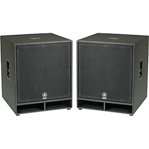 Yamaha-CW118V-18--Club-Concert-Series-Subwoofer-Pair-Standard