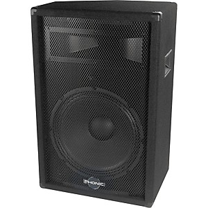 Phonic-S715-15--2-Way-PA-Speaker-Cabinet-Standard