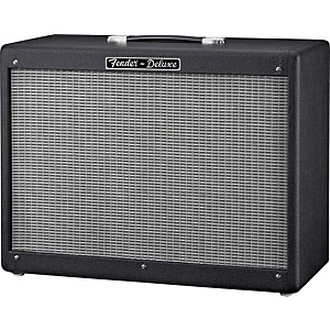 Fender-Hot-Rod-Deluxe-112-80W-1x12-Guitar-Extension-Cab-Black-Straight