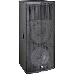 Electro-Voice-TX2152-Tour-X-2-Way-Dual-15--PA-Speaker-Black