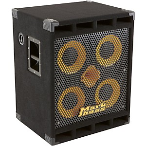 Markbass-Standard-104HF-Front-Ported-Neo-4x10-Bass-Speaker-Cabinet-4-Ohm