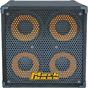Markbass-Standard-104HR-Rear-Ported-Neo-4x10-Bass-Speaker-Cabinet-4-Ohm