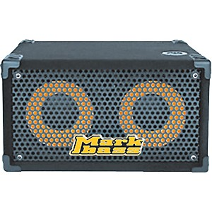 Markbass-Traveler-102P-Rear-Ported-Compact-2x10-Bass-Speaker-Cabinet-4-Ohm