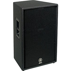 Yamaha-C115V-15--2-Way-Club-Concert-Series-Speaker-Black