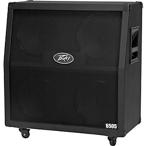 Peavey-6505-4x12-300W-Guitar-Cabinet-Angled
