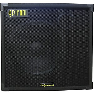 Epifani-PS-115-1x15--Bass-Speaker-Cabinet-with-Tweeter-Standard