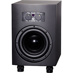ADAM-Audio-Sub8-Powered-Studio-Subwoofer-Black