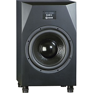 ADAM-Audio-Sub12-Powered-Studio-Subwoofer-Black