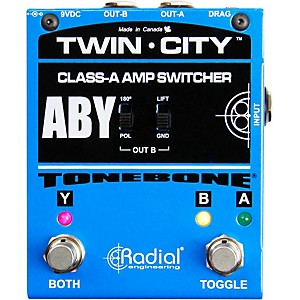Radial-Engineering-Bones-R800-7115-Twin-City-A-B-Y-Footswitch-Standard