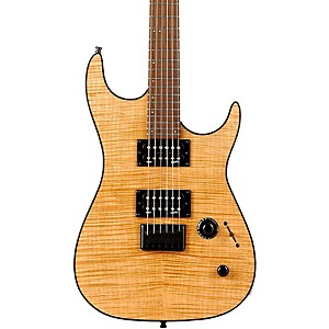 Godin-Redline-HB-Electric-Guitar-Natural-Flame-Rosewood-Fretboard