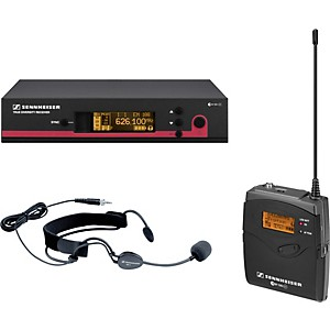 Sennheiser-ew-152-G3-Wireless-Headset-Microphone-System-CH-A