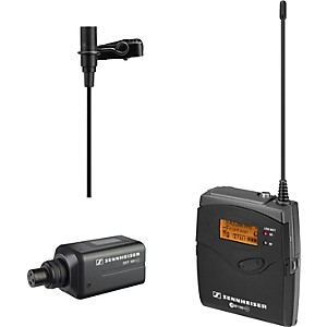 Sennheiser-ew-100-ENG-Plug-On-Wireless-System-CH-A