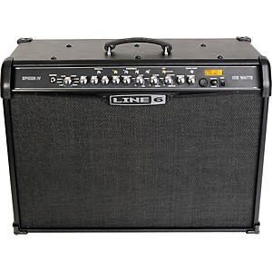 Line-6-Spider-IV-150-150W-2x12-Guitar-Combo-Amp-Black