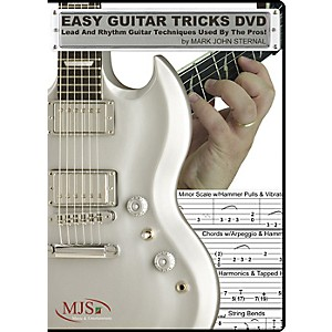 MJS-Music-Publications-Easy-Guitar-Tricks-DVD--Lead-and-Rhythm-Guitar-Techniques-Used-by-the-Pros--Standard