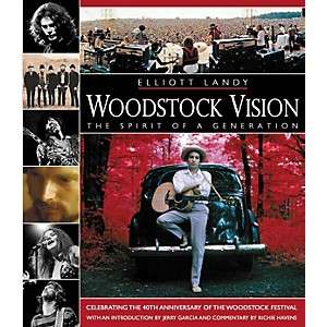 Hal-Leonard-Woodstock-Vision--The-Spirit-of-a-Generation--Book--Standard