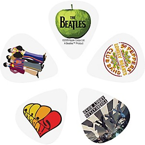 PLANET-WAVES-10-Beatles-Picks---Album-Artwork-Heavy