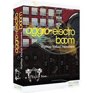 Sonivox-Playa--Aggro-Electro-Boom-Edition---Hip-Hop-Samples---Virtual-Instruments-Standard