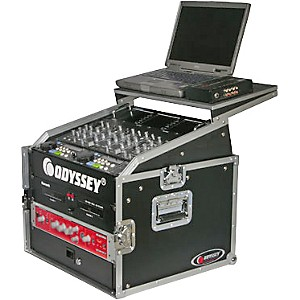 Odyssey-FRGS806-Flight-Ready-Combo-Rack-Black-Label-Standard