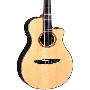 Yamaha-NTX1200R-Acoustic-Electric-Classical-Guitar-Natural
