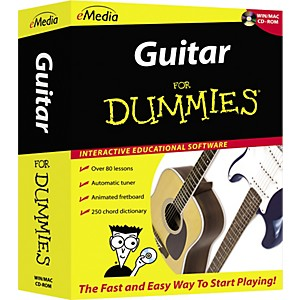 eMedia-Guitar-For-Dummies-Level-1--CD-ROM--Standard