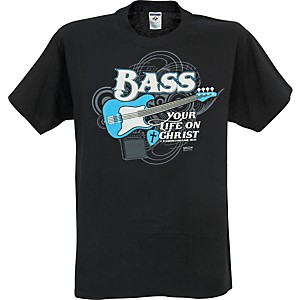Kerusso-Bass-Your-Life-T-Shirt-Extra-Large