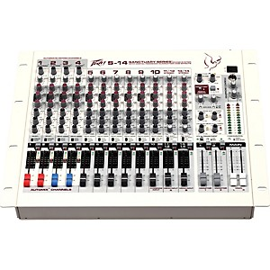 Peavey-Sanctuary-Series-S-14-12-Channel-Mixer-Standard