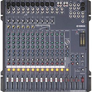 Yamaha-MG166CX-16-Channel-Mixer-With-Compression-and-Effects-Standard