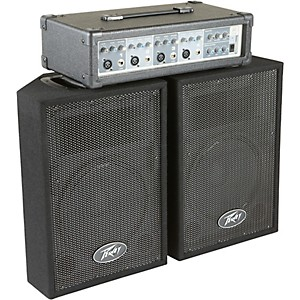 Peavey-Audio-Performer-Pack-Portable-PA-Standard