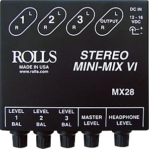 Rolls-MX28-Mini-Mix-VI-Standard