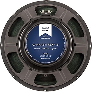 Eminence-Patriot-Cannabis-Rex-12--50W-Guitar-Speaker-with-Hemp-Cone-16-ohm