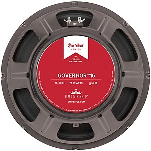 Eminence-Red-Coat-The-Governor-12--75W-Guitar-Speaker-16-ohm