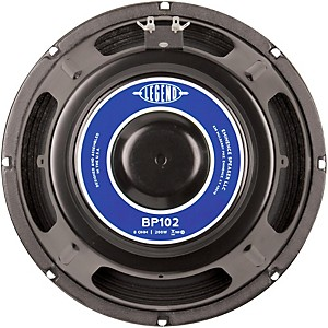 Eminence-Legend-BP102-10-Inch-200W-Bass-Speaker-Standard